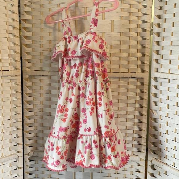 4t girls summer dress